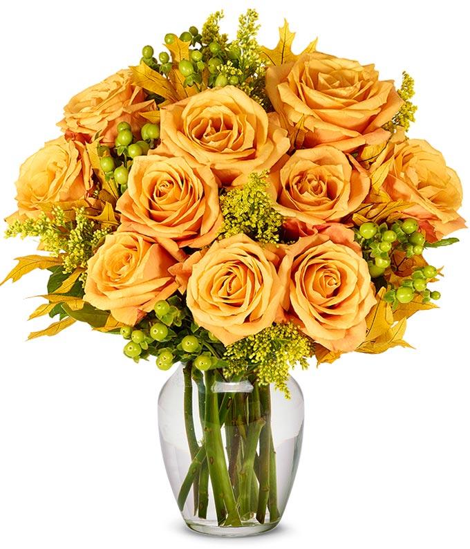 Oak and Roses - Premium