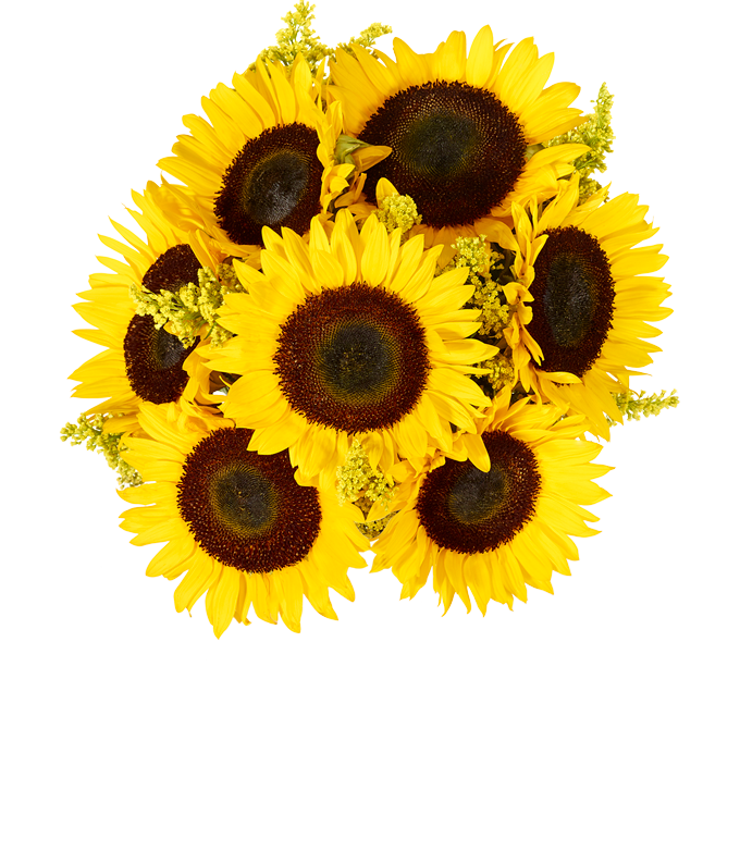 Send mom sunflowers
