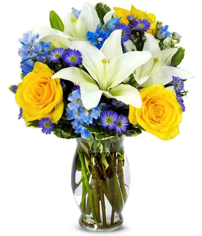 Flowers - Rosy Sunshine - Regular