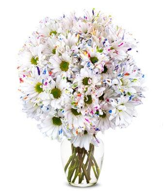 Funfetti Flowers