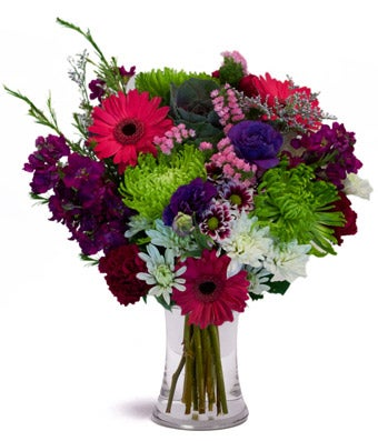 The Bold and Beautiful Bouquet
