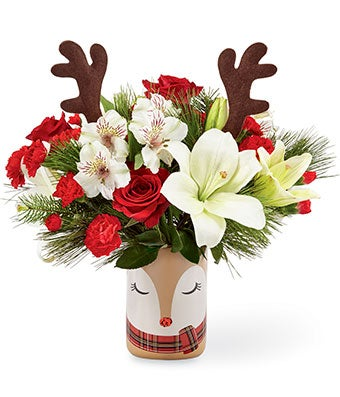 Reindeer Games Bouquet