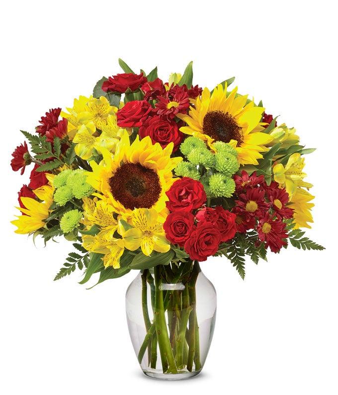 Blessed Autumn Bouquet