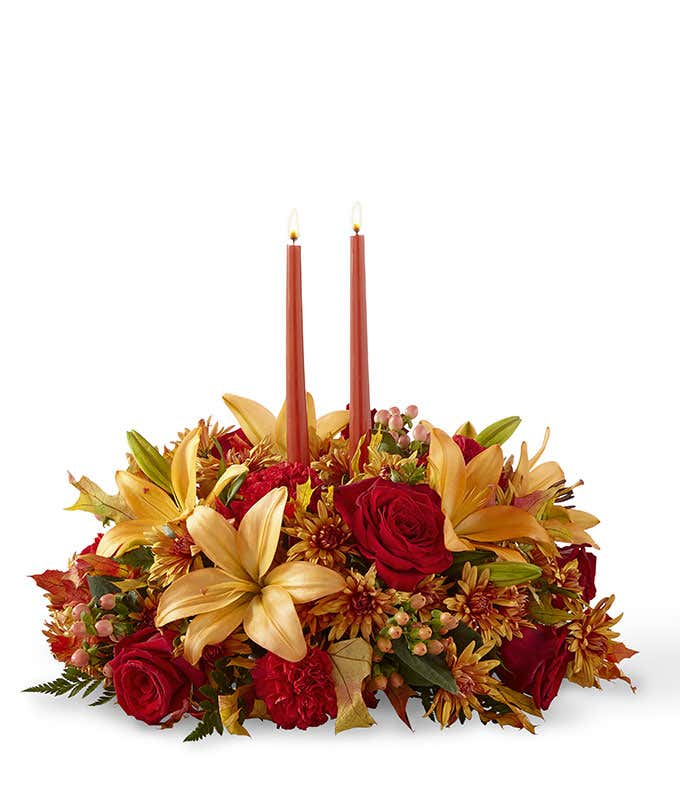 Autumn Blessings Centerpiece