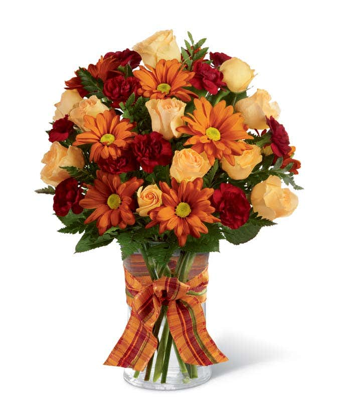 Burgundy Blooms At From You Flowers