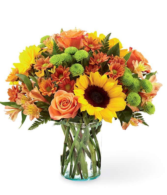 Sublime Sunshine Bouquet