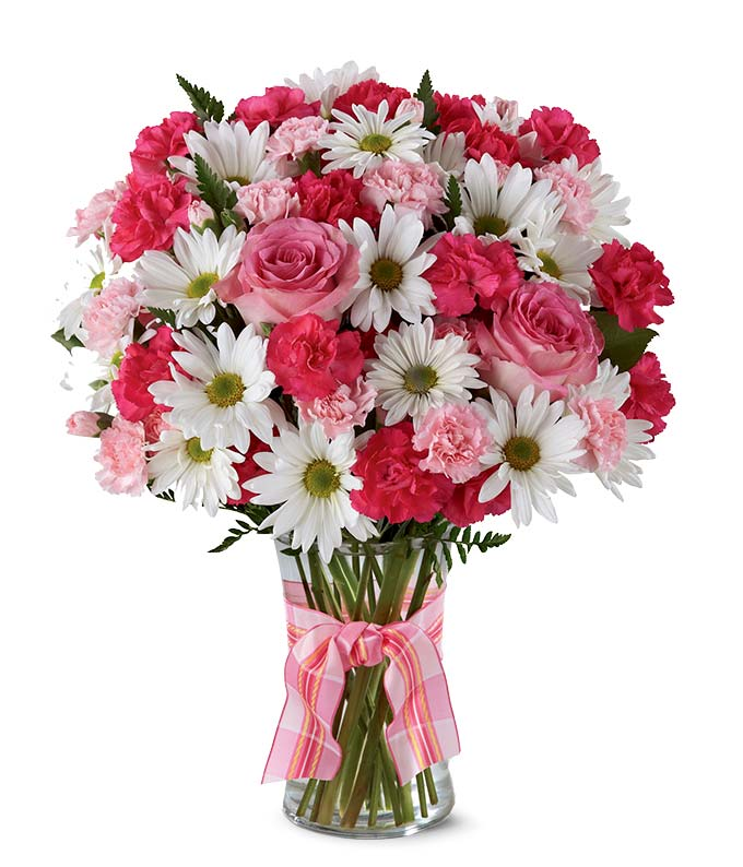 Pink Surprise Bouquet