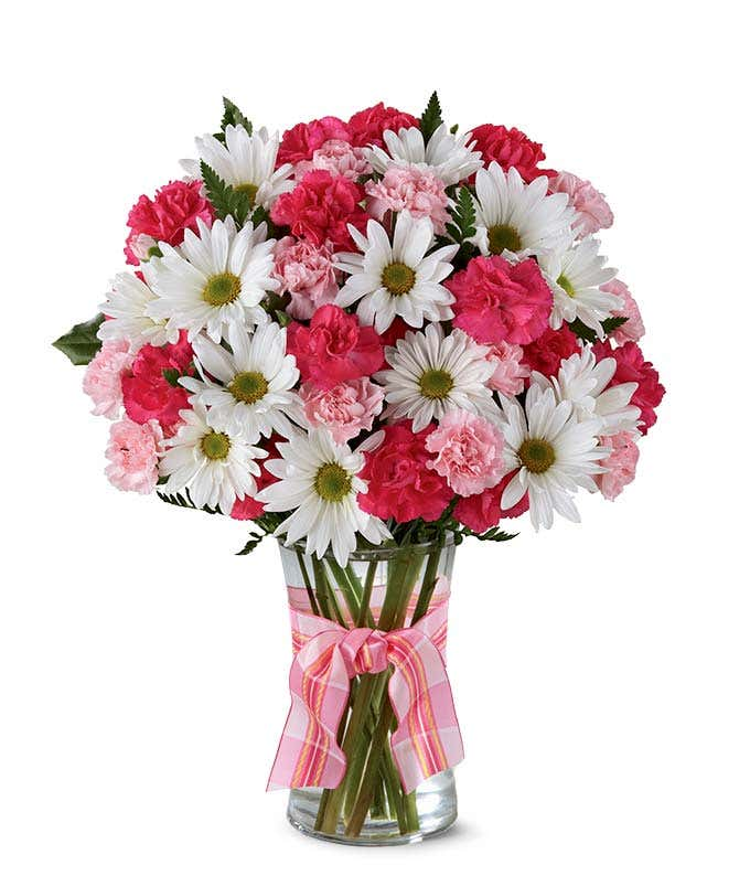Pink Surprise Bouquet At From You Flowers