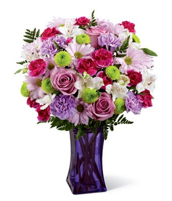 The Lavender Pop Arrangement At From You Flowers