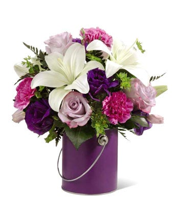 The Color Your Day With Beauty™ Bouquet by FTD