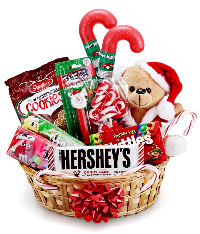 Christmas Goodies Basket