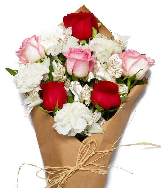 Farm Fresh Sweetheart Bouquet