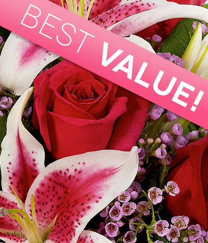Valentine S Day Flower Arrangement At From You Flowers