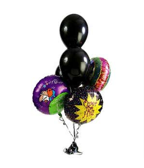 Over The Hill Balloon Bouquet At From You Flowers