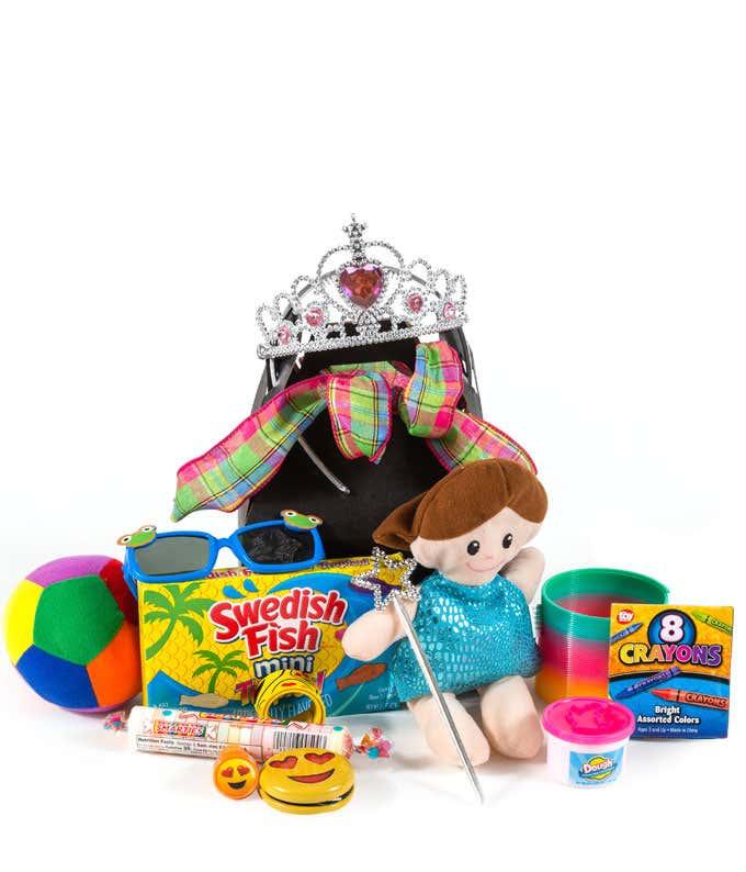 Box Full of Fun, Fun, Fun for Girls