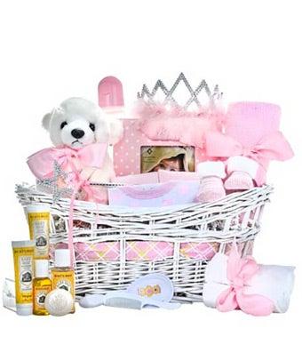 Pretty Princess Gift Basket