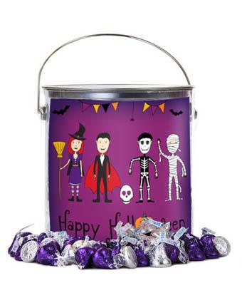 Halloween Bucket of Kisses
