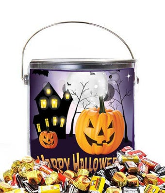 All Time Favorites Halloween Bucket