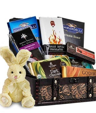 Easter Chocolate Delicacy Chest