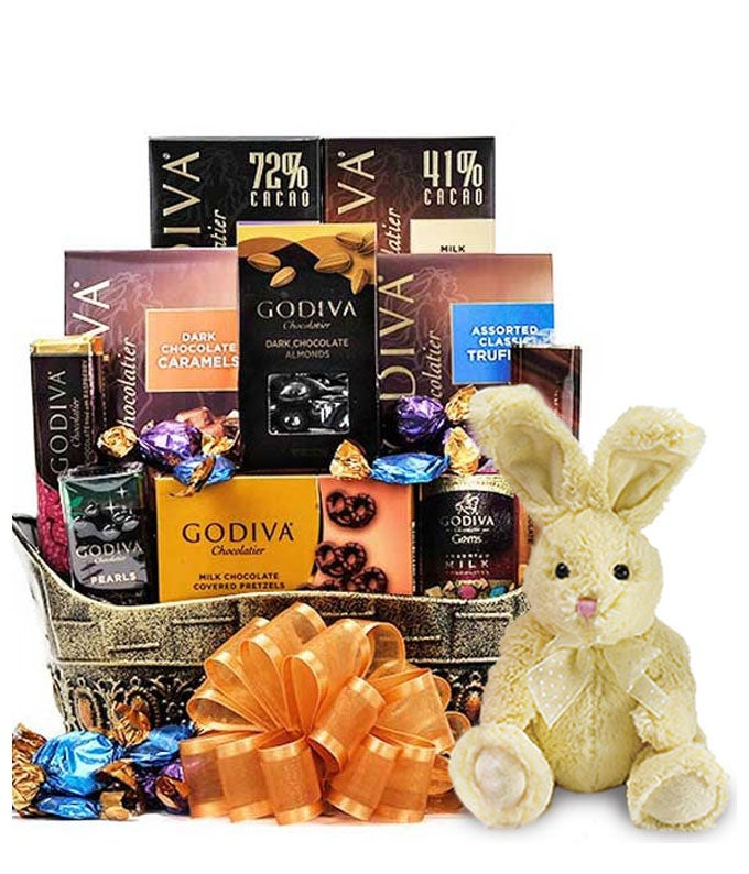 Easter Godiva Chocolate Expressions