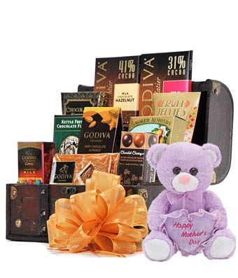 Mother's Day Truffle Treasure Gift Basket