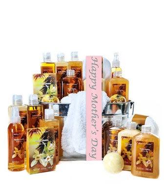 Mother's Day Vanilla Passion Spa Essentials