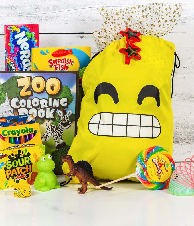Emoji Sweets & Treats