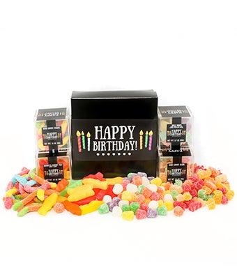 Sunshine, Gumdrops, and Rainbows Birthday Candy Gift Box