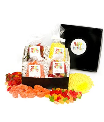 Banana-Rama Birthday Treats Gift Box