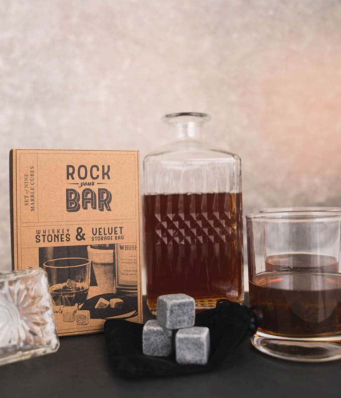 Sip in Style Whiskey Gift Kit