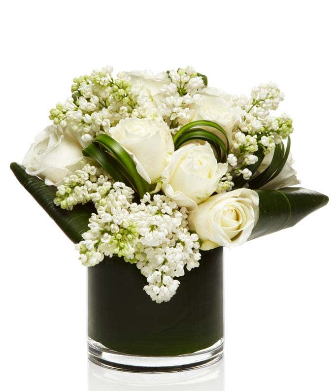Ivory White At From You Flowers