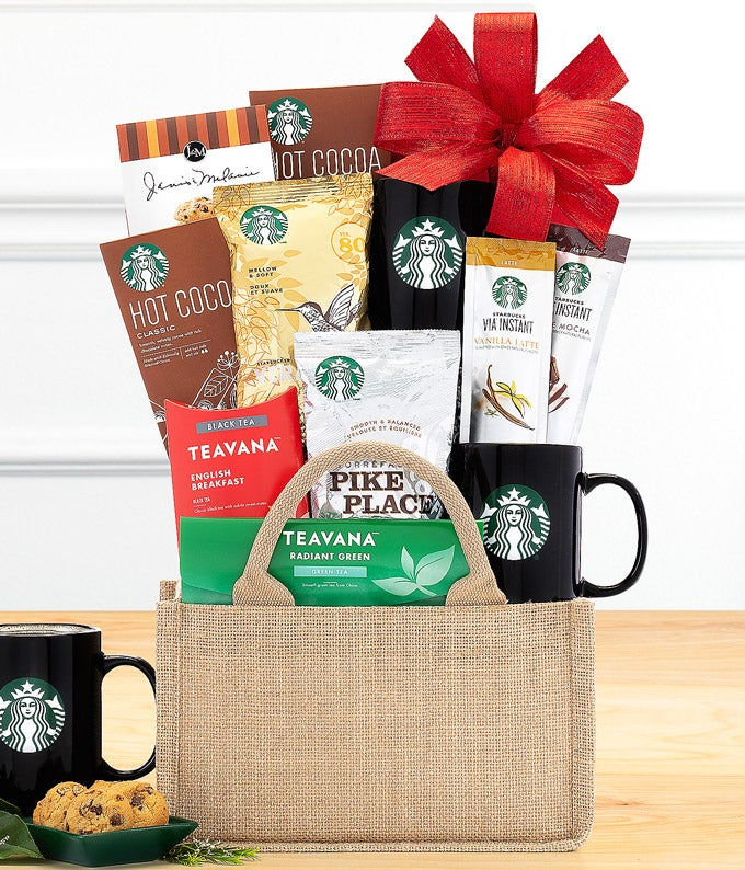 Coffee and Tea Delights Box