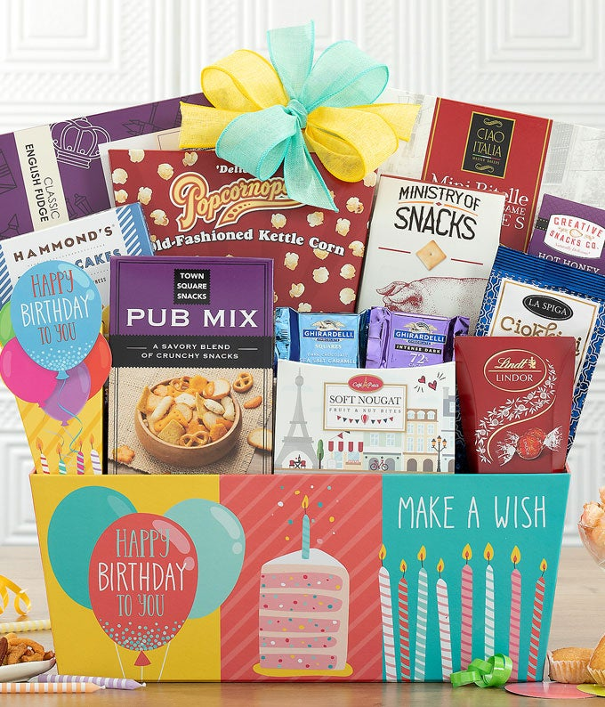 Let's Get the Party Started Gift Box