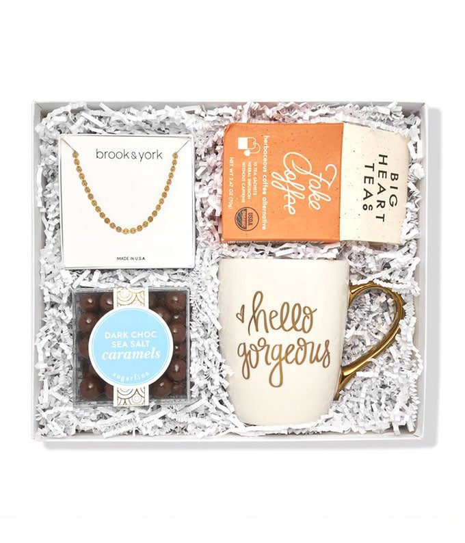 Coffee Break Jewelry Gift Set