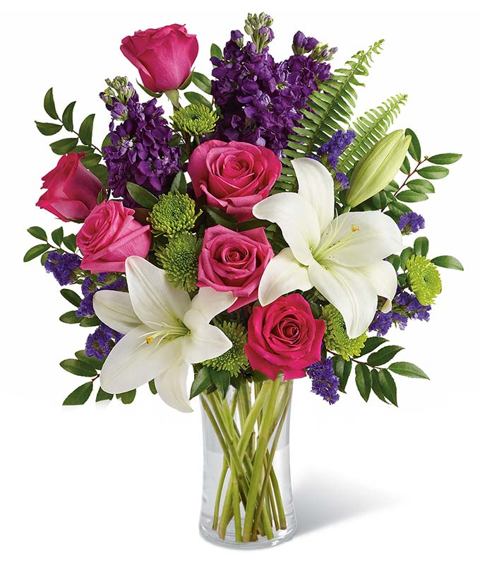 Bold Amp Beautiful Bouquet At From You Flowers