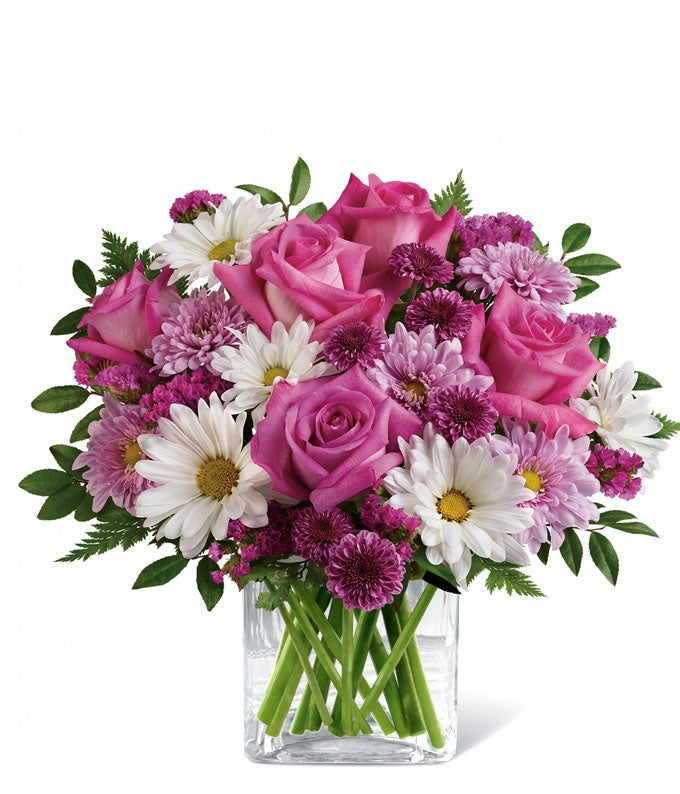Pink Blossom Bouquet