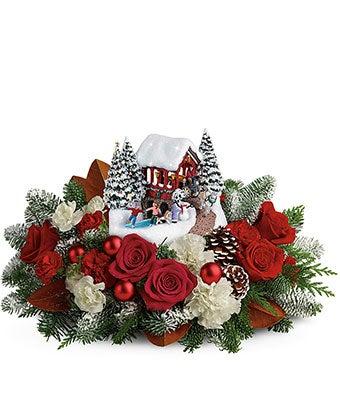 Christmas Dreams Keepsake Centerpiece