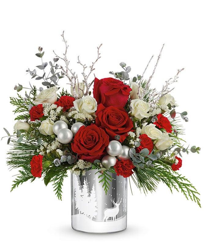 Silver Dreams Bouquet