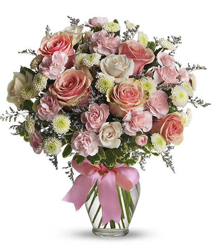 Cotton Candy Bouquet At From You Flowers
