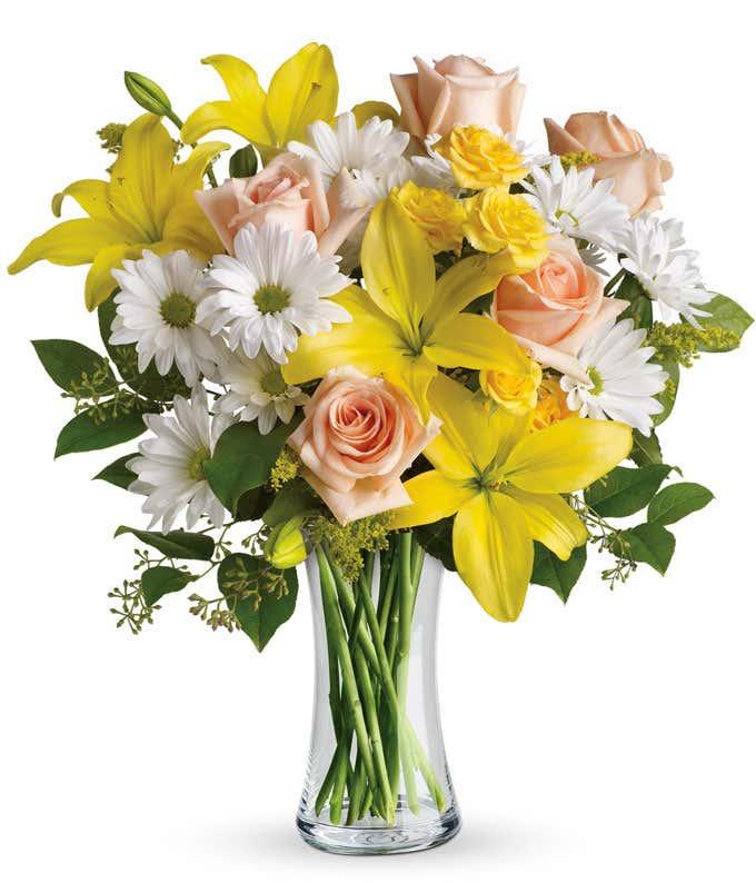 The Sunbeam Bouquet