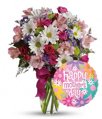 Pretty Please Mother's Day Balloon Bouquet