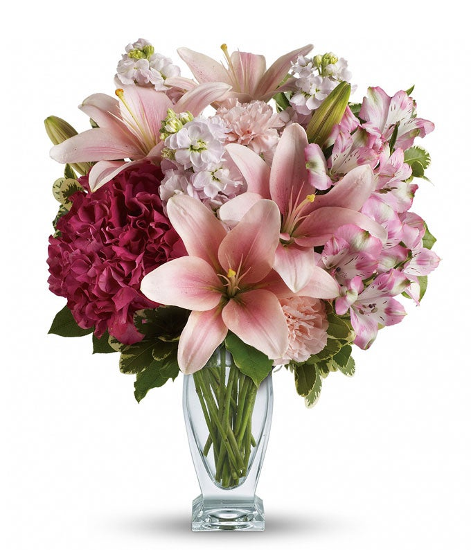 Blush Of Love Bouquet