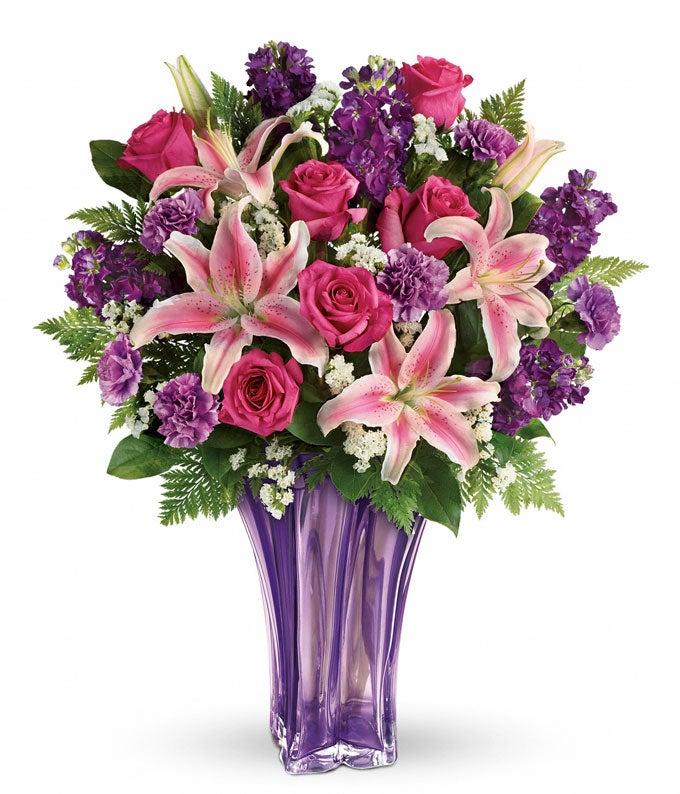 Lavish and Lavender Luxury Bouquet