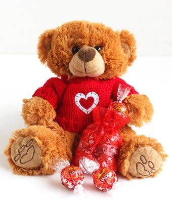 Warm Your Heart Lindor Bear