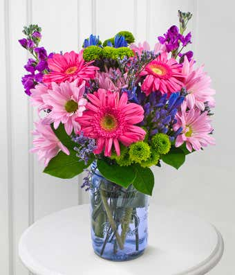 Pretty purple designer bouquet at from you flowers pretty purple designer bouquet mightylinksfo