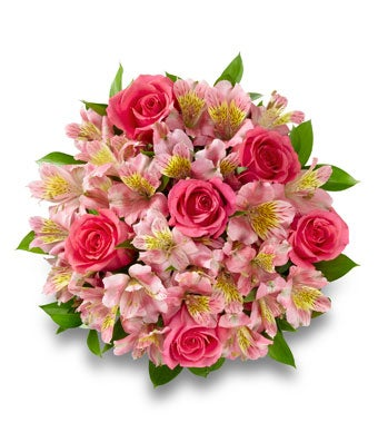 Dreamland Pink Bouquet (No Vase)