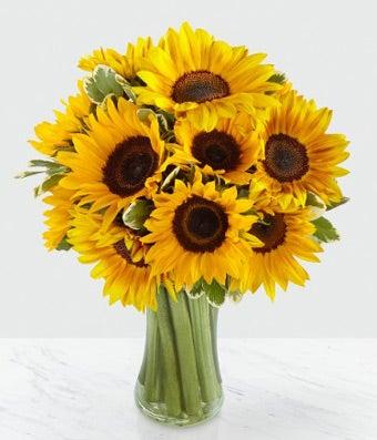 Sunny Sunflower Bouquet
