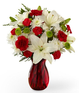 Jolly Holiday Bouquet