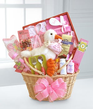 New Baby Gifts | New Baby Gift Baskets | FromYouFlowers®