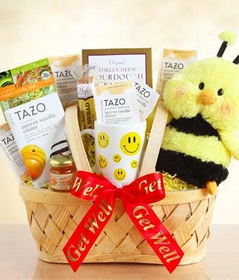 Bee Well Soon Gift Basket